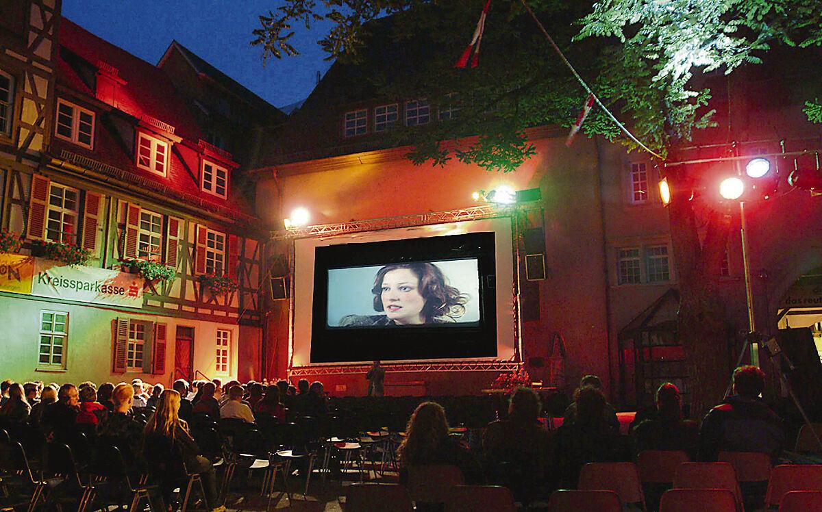Open Air Kino Friedrichshafen